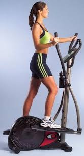 space saving exercise equipment. Modren Equipment Fitness Quest Eclipse Elliptical And Space Saving Exercise Equipment L