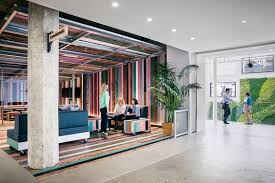 inspiring office spaces. airbnb inspiring office spaces o