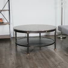 There are 1,722 suppliers who sells round wood and metal coffee table on alibaba.com, mainly located in asia. Deford Walnut Round Wood And Metal Coffee Table 37 75 X 37 75 X 17 75 Overstock 29548181