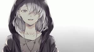 Anime Boy with Hoodie Wallpapers on ...