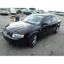 audi a4 2004 black. used 2004 audi a4 parts car black with interior 18l turbo automatic quattro transmission 0
