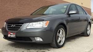 2010 Hyundai Sonata GLS - Leather Heated Seats, Sunroof, Alloy ...