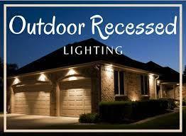 outdoor recessed lighting guide