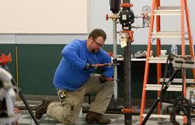 U A District 5 Holds Apprenticeship Contest
