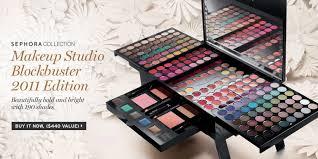 sephora collection makeup studio blockbuster 2016 edition