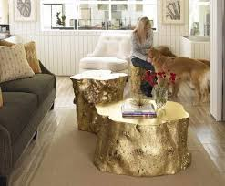 phillips collection furniture. Www.giesendesign.com Phillips Collection Furniture With Gold Color Wood Table