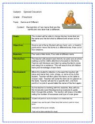 Lesson Plan Format Awesome Lesson Plan Sample Fotolip Rich Image And Wallpaper