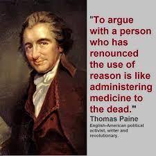 Common Sense Thomas Paine Quotes Simple Thomas Paine Archives Common Sense Evaluation