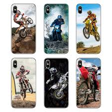 Soft Transparent Cases Motocross Jump Splatter Hd Wallpaper