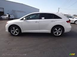 2013 Toyota Venza XLE in Blizzard White Pearl photo #4 - 053554 ...