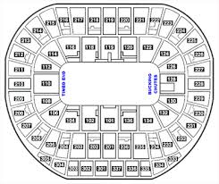 Rexall Place Seating Map For Concerts Rexall Seating Map