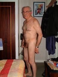 Older men nude and bisexual