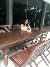 custom made wood furniture singapore