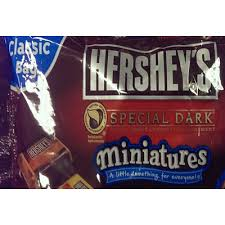 hershey dark chocolate bar nutrition facts.  Nutrition Calories In Special Dark Miniatures Mildly Sweet Chocolate Assortment From  Hersheys In Hershey Bar Nutrition Facts H