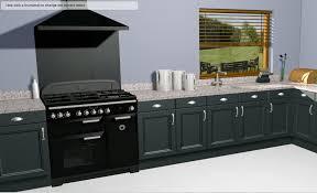 Dark Gray Kitchen Cabinets Grey Kitchen Cabinets Black Appliances Quicuacom