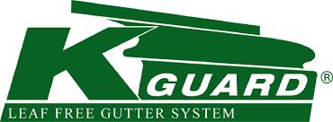 gutter guards by k guard leaf free gutter guard system