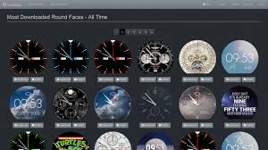 moto android watch. how to make custom moto 360 watch faces with facer android o