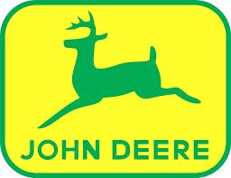 john deere wall decal 4 sizes john logo decal wall sticker home