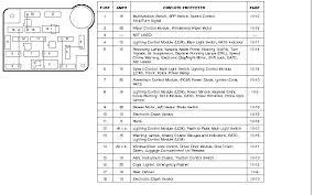 1999 ford contour car radio wiring diagram wirdig diagram moreover 2001 mercury grand marquis fuse diagram on 98