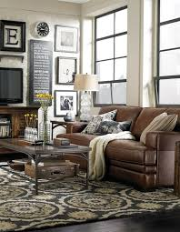 Cozy Living Room Decorating Ideas-love this and goes with brown couch!