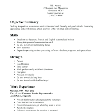 Resume Templates For Beginners Resume Beginner Resume 3