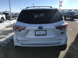 Used 2015 Toyota Highlander Hybrid 4 Door Sport Utility in Red ...
