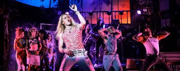 Rock Of Ages Broadway Seating Chart Rock Of Ages Tickets Off Broadway Tickets