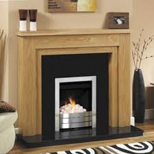 gb mantels chelsea clear oak fireplace suite