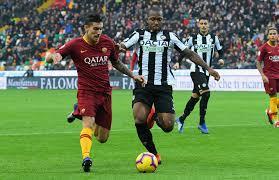 Pagelle Udinese - Roma 1-0: De Paul affonda i giallorossi ...
