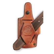 guide gear leather 4 position holster s w j frame right handed