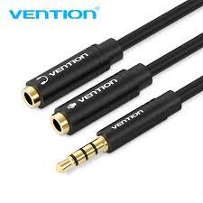 <b>Vention кабель</b> удлинитель для наушников <b>Jack</b> 3,5 мм <b>аудио</b> ...