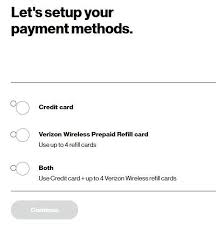 As of march 19, 2020, apr for purchases: Autopay With Credit Card On Prepaid Verizon