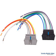 metra 70 1817 car stereo wire harness top