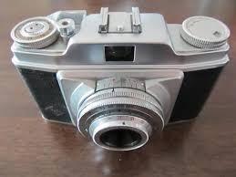Agfa Light Meter Agfa Silette Pronto With Apotar 3 5 Lens Lomography