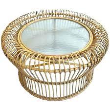 rattan coffee table round exotic rattan ottoman round rattan ottoman coffee table s round rattan ottoman
