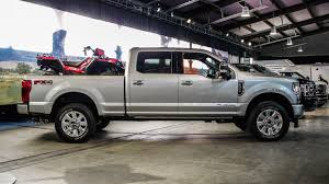 2020 Ford F Series Super Duty Receives New Engines More