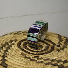 Phenomenal bracelet by Don Staats of Sedona, Arizona. All natural ...
