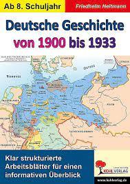 1933 karte deutschland österreich tschechoslowakei bayern berlin ruthenia bohème. Deutsche Geschichte Von 1900 Bis 1933 Buch Versandkostenfrei Weltbild De Deutsche Geschichte Geschichte Deutsche Kolonien