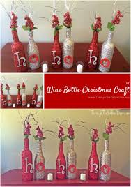 How To Decorate A Wine Bottle For Christmas 100 Festively Easy Wine Bottle Crafts For Holiday Home Decorating 2