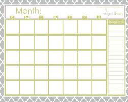 8 Best Images Of Blank Printable Calendar 2015 Blank Calendar