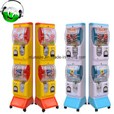 Toy Capsule Vending Machine For Sale Enchanting China Double Layer Toy Capsule Vending Machine For Sale China