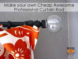 Attractive Diy Curtain Rod