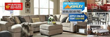 Ashley Furniture Payment Plan Genesis line Td Bank