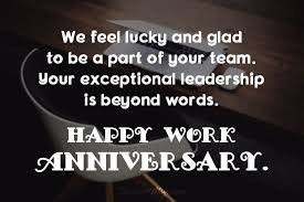 Wish each employee a happy work anniversary with employee anniversary cards. 20 Year Work Anniversary Funny Quotes Work Anniversary Wishes And Appreciation Messages Wishesmsg Dogtrainingobedienceschool Com