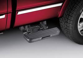OEM Ford F-Series Black Powder Coat Retractable Side Step ...