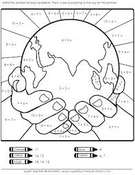 Earth Day Coloring Page Free Sheets Pages Printable C Kryptoskolen