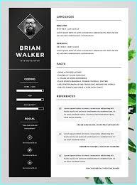Free Modern Resume To Download Free Modern Resume Templates Download Resume Resume Examples