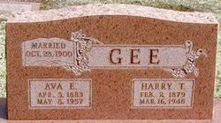 "Ava Emeline ""Avie"" Sims Gee (1883-1957) - Find A Grave Memorial"