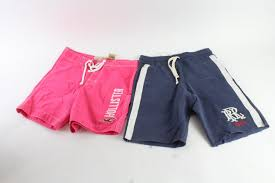 hollister and rugby co by ralph lauren bathing suits and shorts xs and s 4 pieces