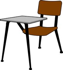 student desk clipart. Plain Student Student Desk Clip Art With Clipart M